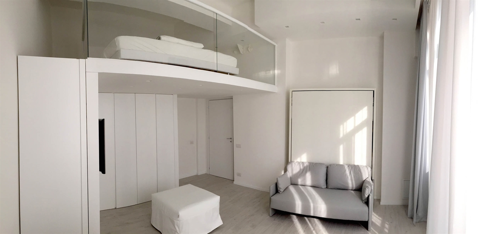 Appartamenti di stile nel cuore di milano for Appartamenti moderni
